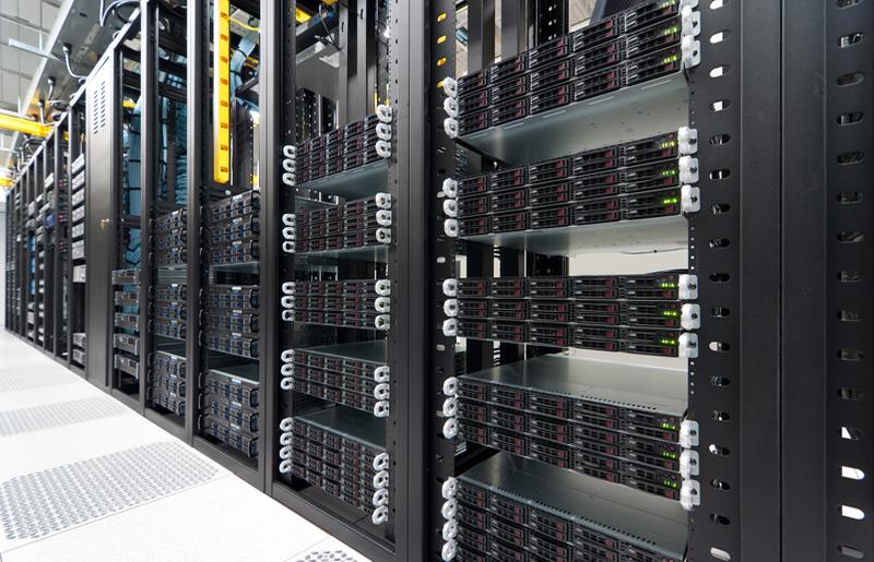 Instalación de servidores